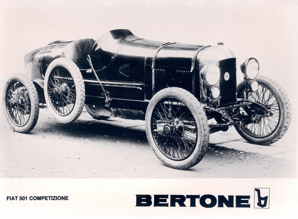 The Best Automobile Designs From Bertone